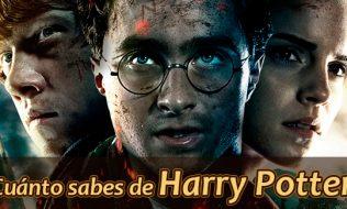 ¿Cuánto sabes de Harry Potter?