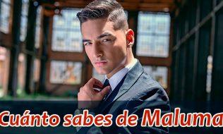 ¿Cuánto sabes de Maluma?