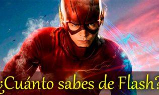 ¿Cuánto sabes de Flash?