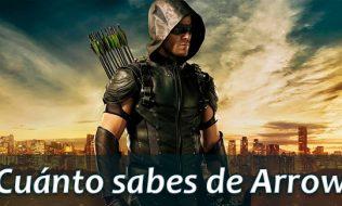 ¿Cuánto sabes de Arrow?
