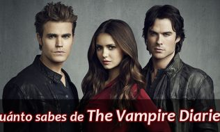 ¿Cuánto sabes de The Vampire Diaries?