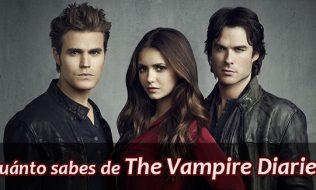 ¿Cuánto sabes de The Vampire Diaries?