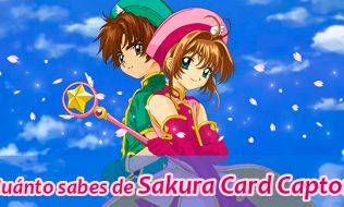¿Cuánto sabes de Sakura Card Captor?