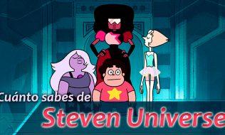 ¿Cuánto sabes de Steven Universe?