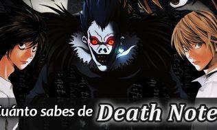 ¿Cuánto sabes de Death Note?