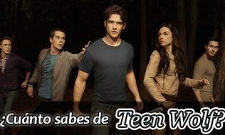 ¿Cuánto sabes de Teen Wolf?