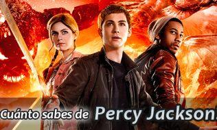 ¿Cuánto sabes de Percy Jackson?