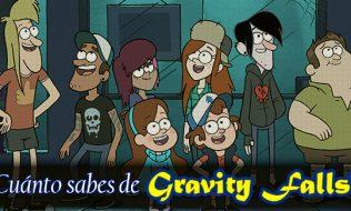 ¿Cuánto sabes de Gravity Falls?