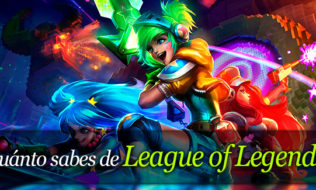 ¿Cuánto sabes de League of legends?