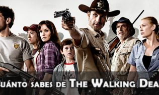 ¿Cuánto sabes de The Walking Dead?