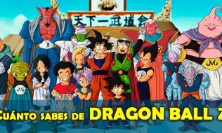 ¿Cuánto sabes de Dragon Ball Z?